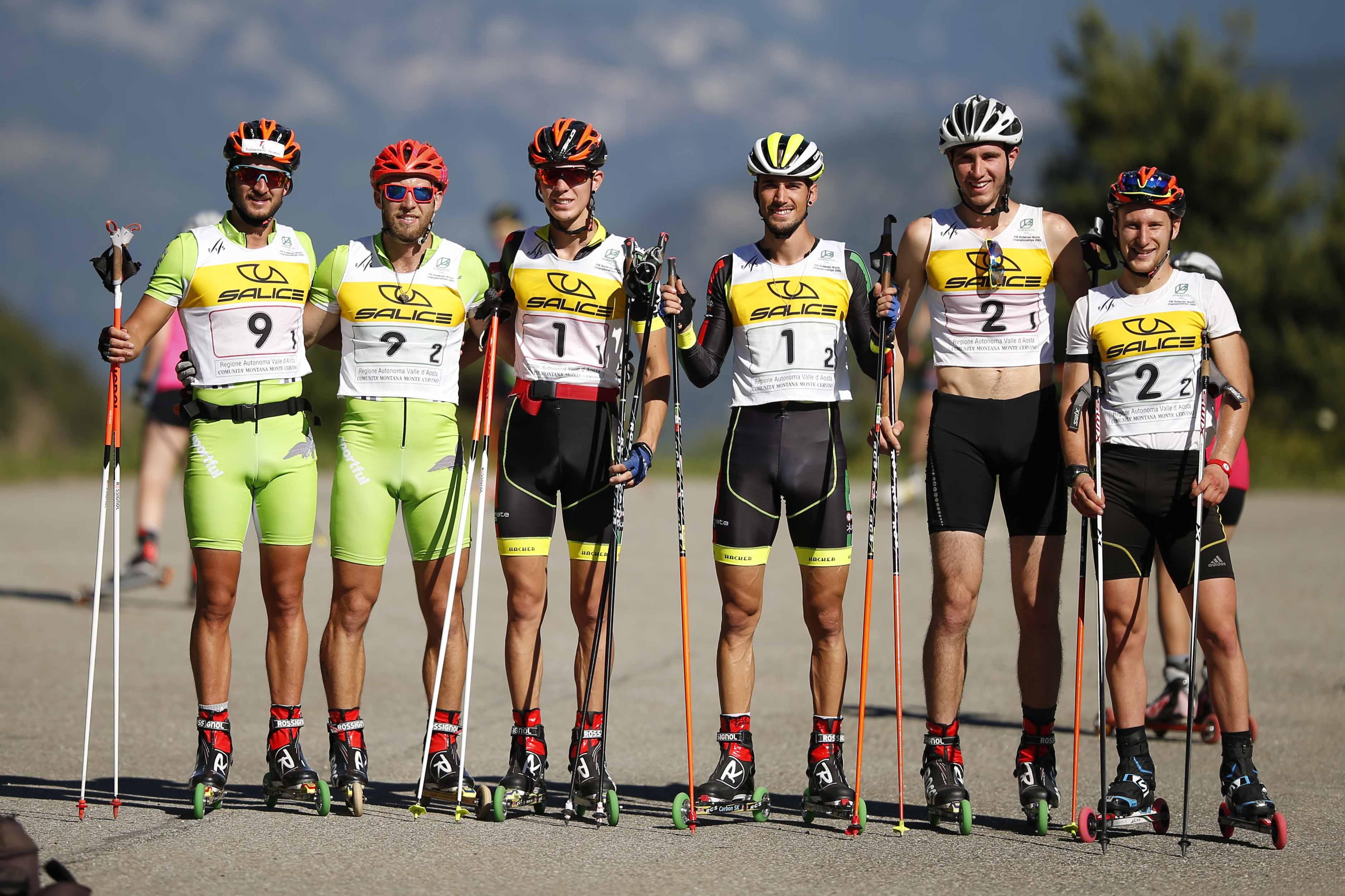 16.07.2016 I risultati dei Campionati Italiani Team Sprint a Verrayes (AO)